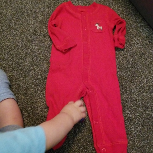 Carter's Other - Thermal romper(5 items for $15)